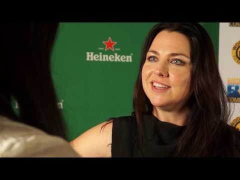 Interview with Amy Lee @ Woodstock Film Festival