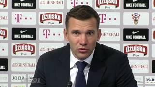 Андрей Шевченко: В футболе невозможно всегда побеждать