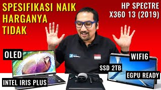 Elegan-canggih-kencang: Review Hp Spectre X360 13 2019 - Indonesia