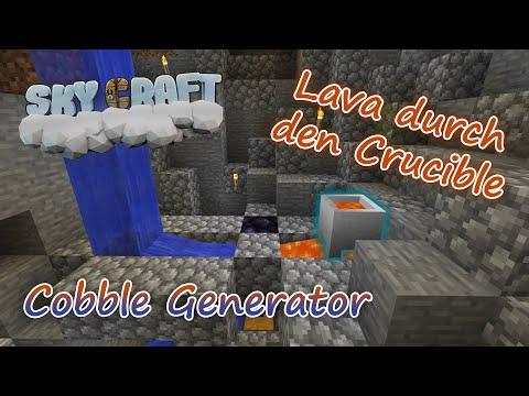 Lava Durch Den Crucible Von Ex Nihilo. #03 SkyCraft | Let'splay | Minecraft | Deutsch