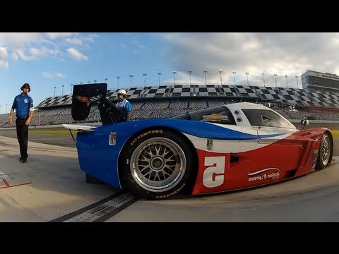 GoPro HD: Rolex 24 At Daytona Teaser 2012