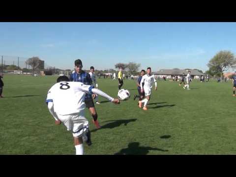 Dallas Cup 2016 - San Diego Surf (Aguilar) vs Crossfire Premier