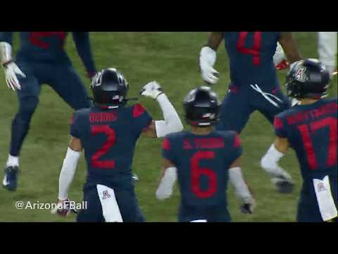 Wildcats Over UCLA Highlights