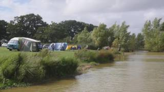 Blacklands Farm  caravan and camping site