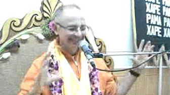 Шримад Бхагаватам 2.6.17 - Бхакти Вигьяна Госвами