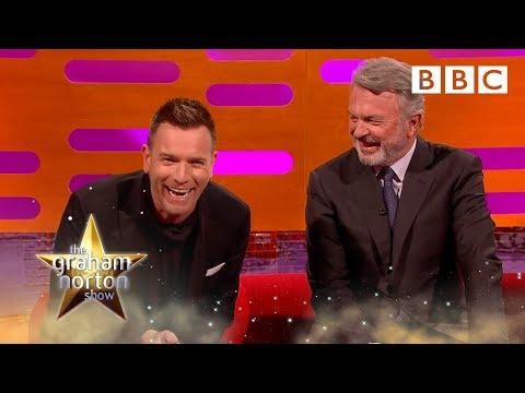 Ewan McGregor on being recognised as ObiWan Kenobi: The Graham Norton  2016  Extra  BBC One