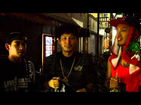 LIVEBULLET TV 第6弾 8/5 RAY/SHADY/S.K/KURO