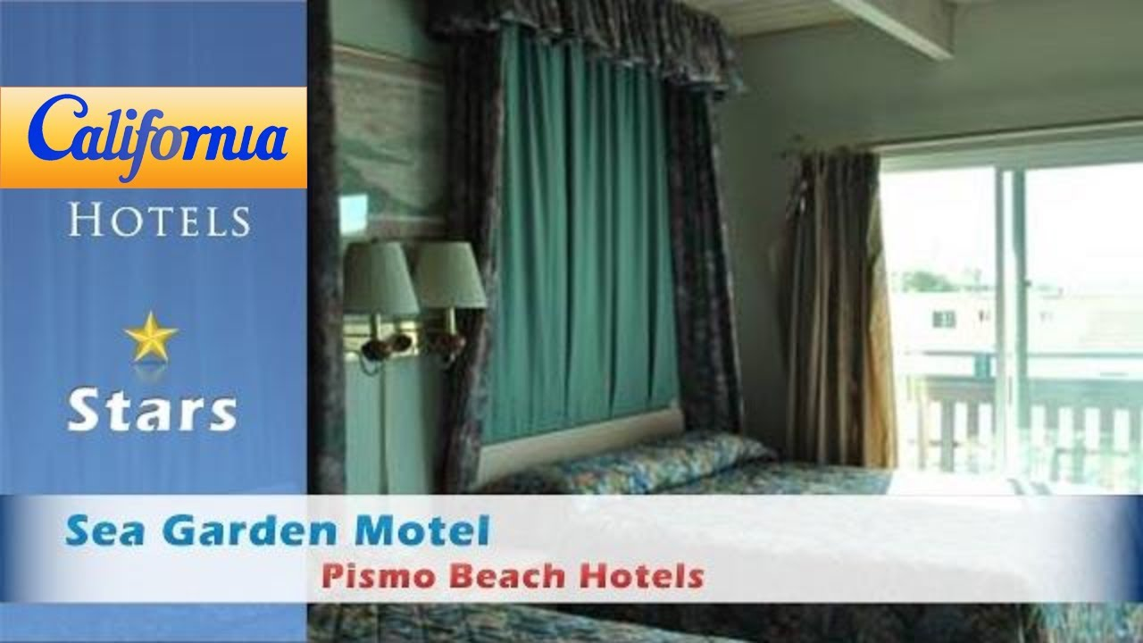 Captivating Sea Garden Motel, Pismo Beach Hotels   California Awesome Design