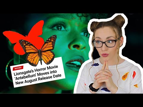NEW RELEASE!! – Antebellum Trailer Reaction (2020) | Kirstie Bryce
