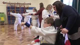 PRIME Project Inclusive Martial Arts