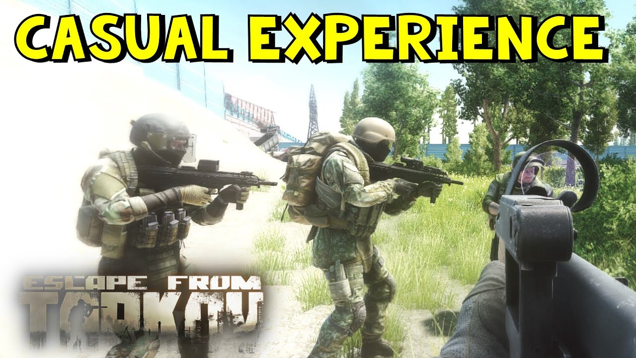 Download Casual Experience   Escape from Tarkov