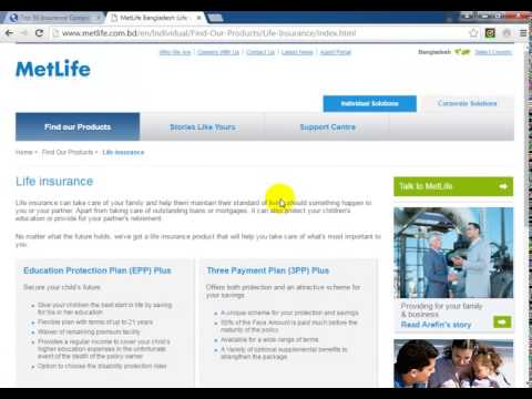 Metlife Alico Insurance Policy