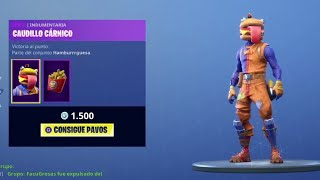 *SKIN HAMBURGUESA* THE *NEW FORTNITE STORE* TODAY 13 SEPTEMBER . . . . . . . . . . . . . . . . . . . . . . . . . . . . . . . . . . . . . . . . . . . . . . . . .