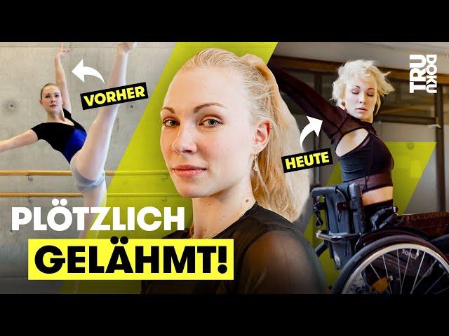 """Ballerina im Rollstuhl – Für Sophie (21) ist klar: """"Ich bleibe Tänzerin!"""" I TRU DOKU"""