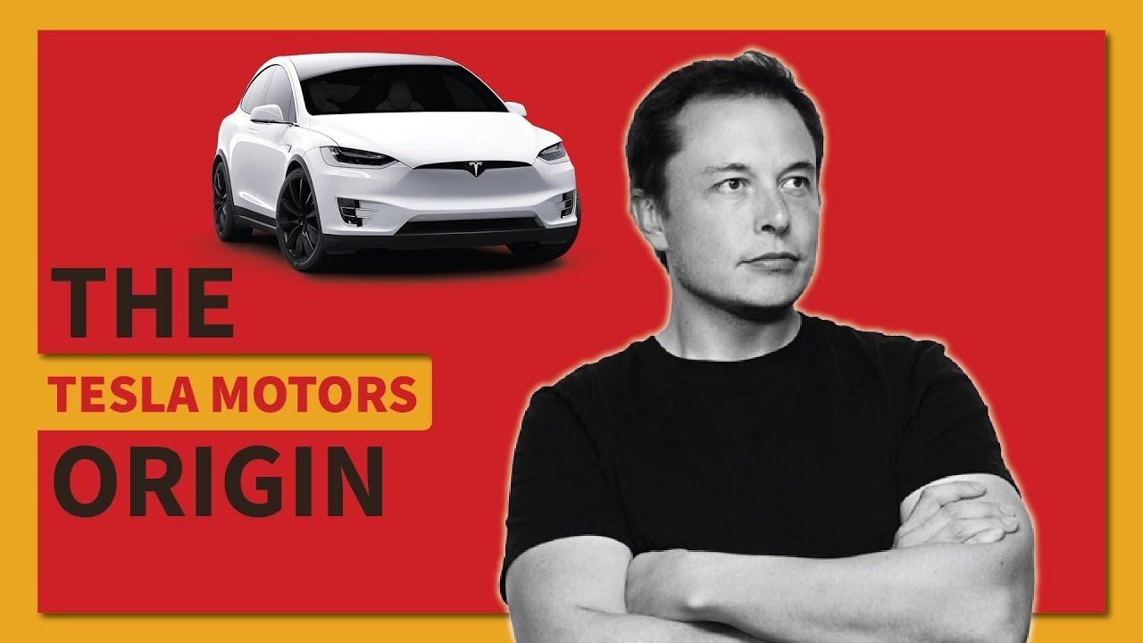 A Brief History of Tesla Motors