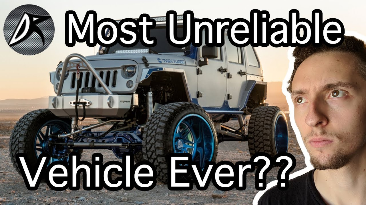 Jeep Wrangler Reliability >> Are Jeeps Actually Reliable