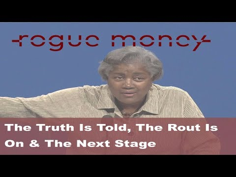 Rogue Mornings: The Truth Is Told, The Rout is On & The Next