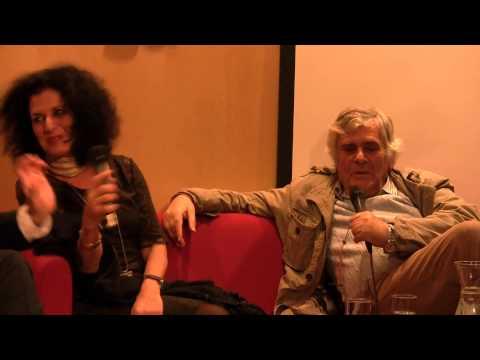 El día respira serenamente. Pedro Roth y Celia Caturelli. Mesa redonda