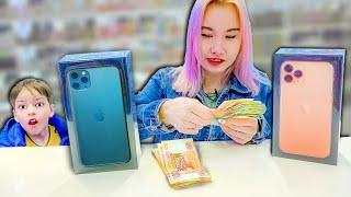 На что готов БЕДНЫЙ ШКОЛЬНИК ради iPhone 11 Pro?