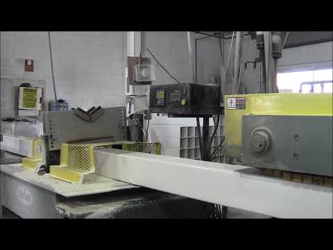 Making Fence Posts with Co-Extrusion Technology