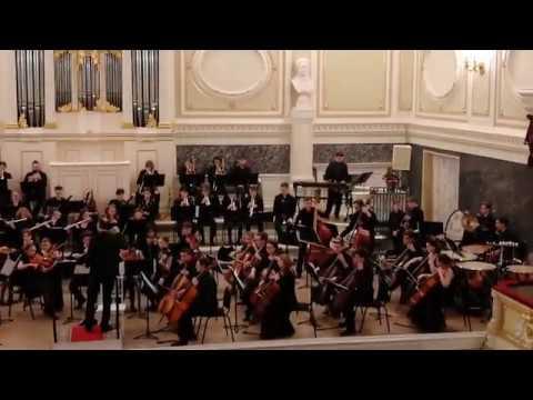 """Бизе-Щедрин. Танец. Хабанера. Болеро. Les Toreadors. Молодежный оркестр """"Tempo Primo""""."""