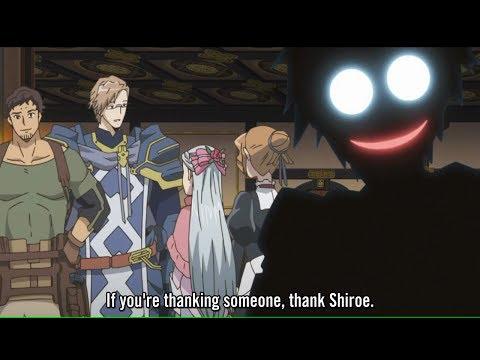 Log Horizon - Shiroe and The Round Table saves the Princess English sub