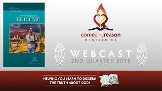 2018 Q2 Lesson 1:  The Cosmic Controversy (Apr. 7)