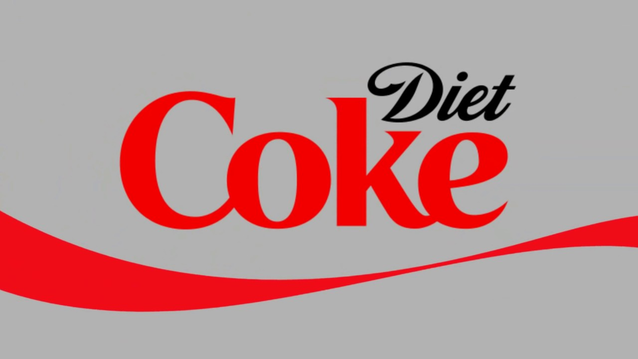 Diet Coke logo - YouTube
