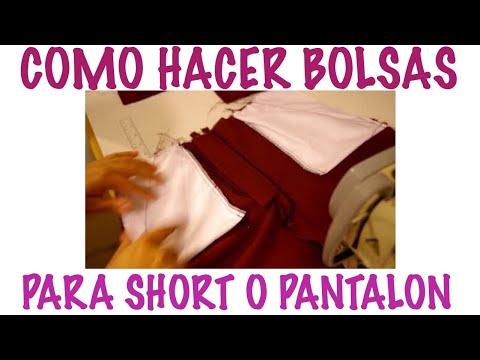 Como hacer bolsas delanteras para pantalon youtube for Como hacer criadero de truchas