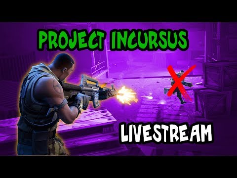 Black Knight Squads - Fortnite Royal - Project Incursus Live
