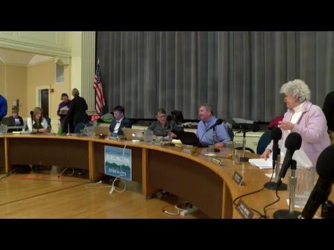 1/29/2018 Burlington City Council