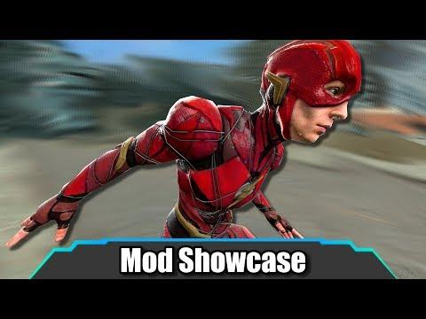 Garry's Mod | Going Faster Than Light! (Flash Rebirth) | Mod Showcase
