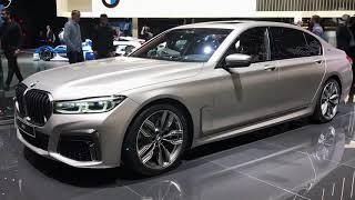 Bmw7 la meilleure voiture du luxe