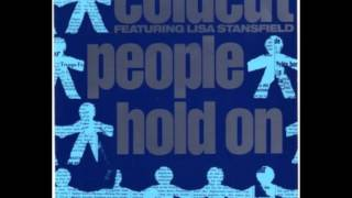 1989. PEOPLE HOLD ON. COLDCUT. DISCO MIX.