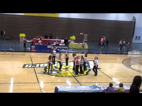 Hanover horton middle school dance team