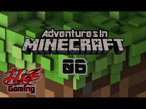 Adventures in Minecraft - Ep. 06: That Sinking Feeling (Feat. Nightfire & Wolf)