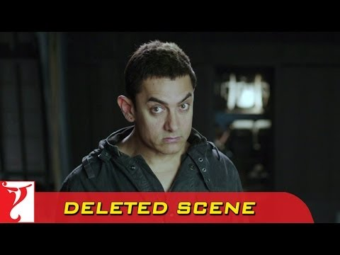 Deleted Scene:3 | DHOOM:3 | Reunion Of Brothers Before The Final Heist | Aamir Khan