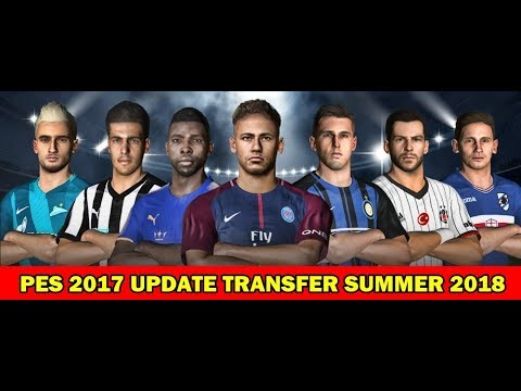Review PES 2017 PS3 CFW/OFW Update Transfer Summer 17-18