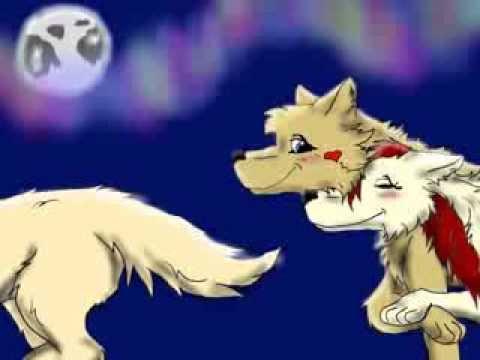 anime wolves last christmas - YouTube