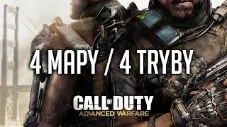 COD Advanced Warfare   4 Tryby na 4 mapach + perki i reszta :)   Zapraszam... [PL/1080p]