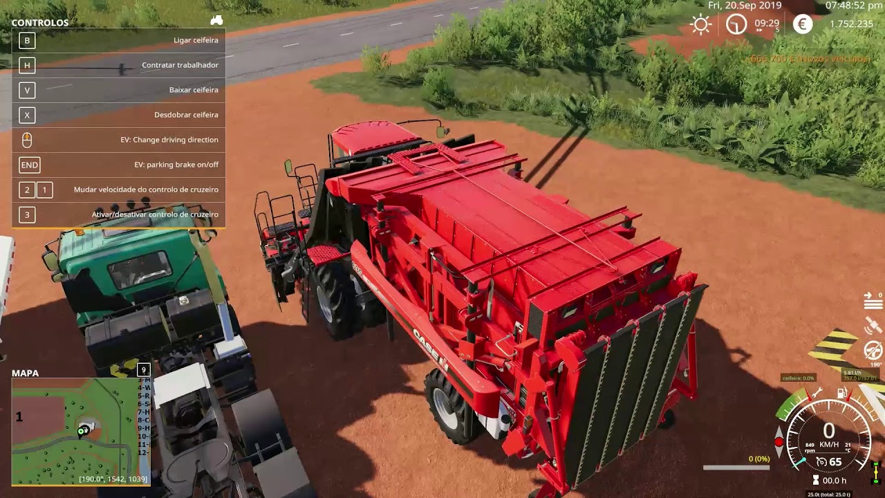 FS19- Mining & Construction Economyy – Let's cultivation, harvest and sell tobacco