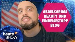 Abdelkarim gibt Einreisetipps für die USA | heute-show vom 24.02.2017