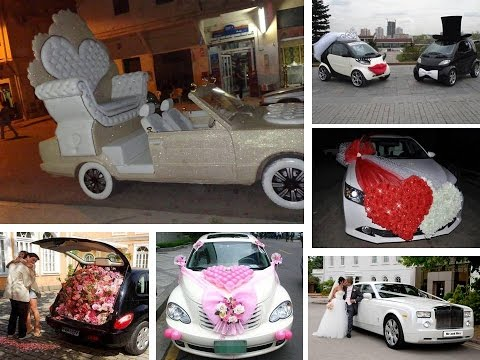 Wedding Car Decoration Ideas Funny Pictures