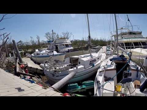 Bot Key Harbor after Irma