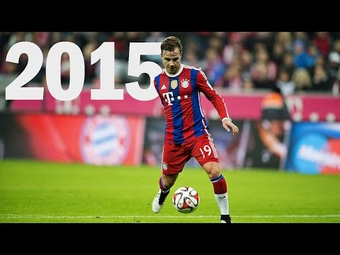 Mario Götze - Skills & Goals 2014/2015 | HD