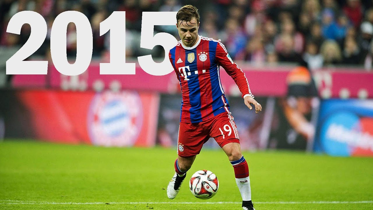 Mario Götze Skills & Goals 2014 2015