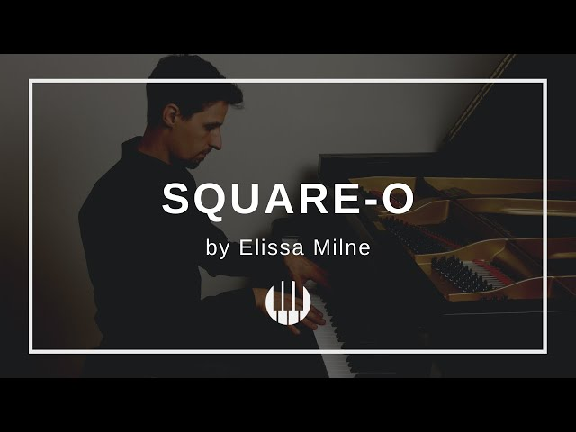 Square-O by Elissa Milne