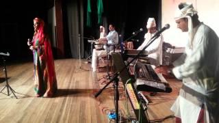 Indian Arrival Day 2014 | Kalpana Patowary singing Lambi Judai in Guyana.