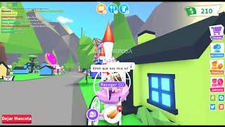 Roblox Jazmin My friend makes the challenge that she will be baby in 24 hours xd