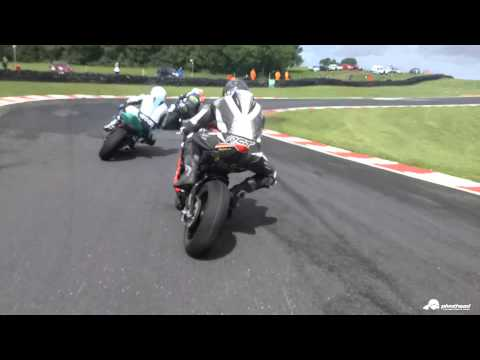 PIVOTHEAD - Phoenix Race Team. TSGB Oulton Park Race 1 Sportsman Elite 600